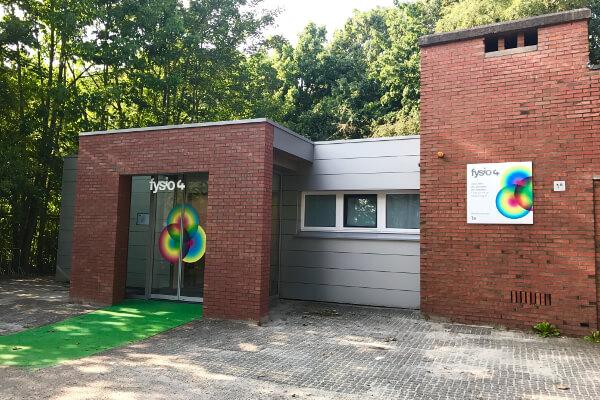 Fysio 4 Bottelroosstraat Selwerd Groningen - buitenkant gebouw