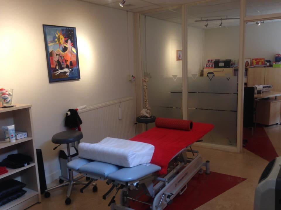 Fysio 4 Westersingel Groningen - behandelruimte fysiopraktijk
